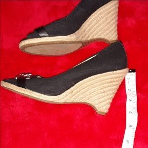 Michael Cors Wedge Sandals. Like new